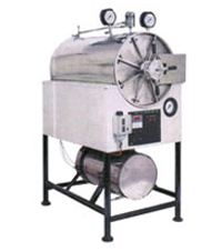 Cylindrical Autoclave
